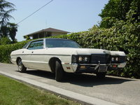 1971 Mercury Monterey Overview