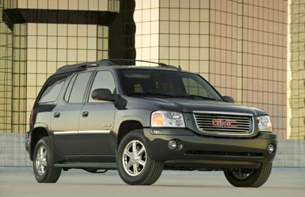 2005 GMC Envoy XL SLE picture