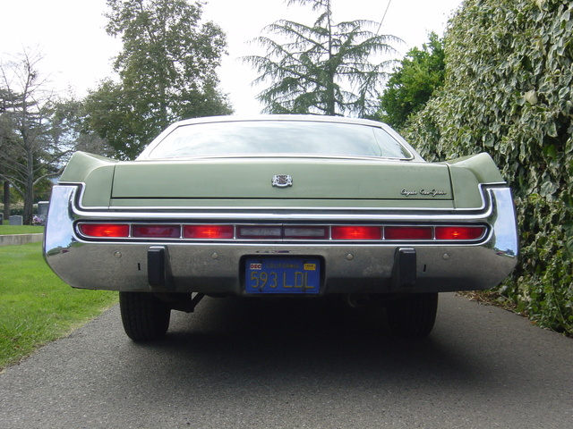 Picture of 1973 Chrysler New Yorker