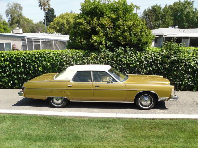 Picture of 1977 Mercury Marquis, exterior