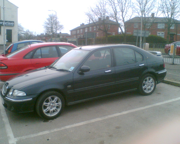 Picture of 2000 Rover 45, exterior, gallery_worthy