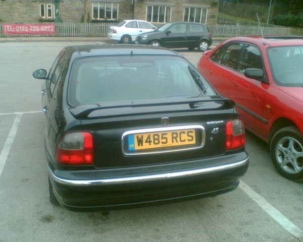 Picture of 2000 Rover 45