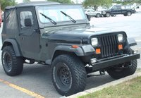 Picture of 1995 Jeep Wrangler SE, exterior