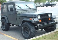 1995 Jeep Wrangler Overview