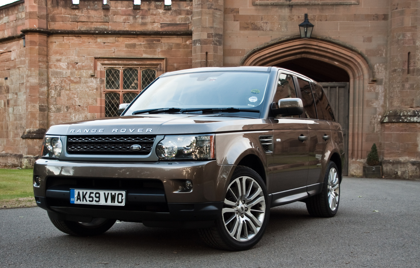 2010 land rover range - photo #46
