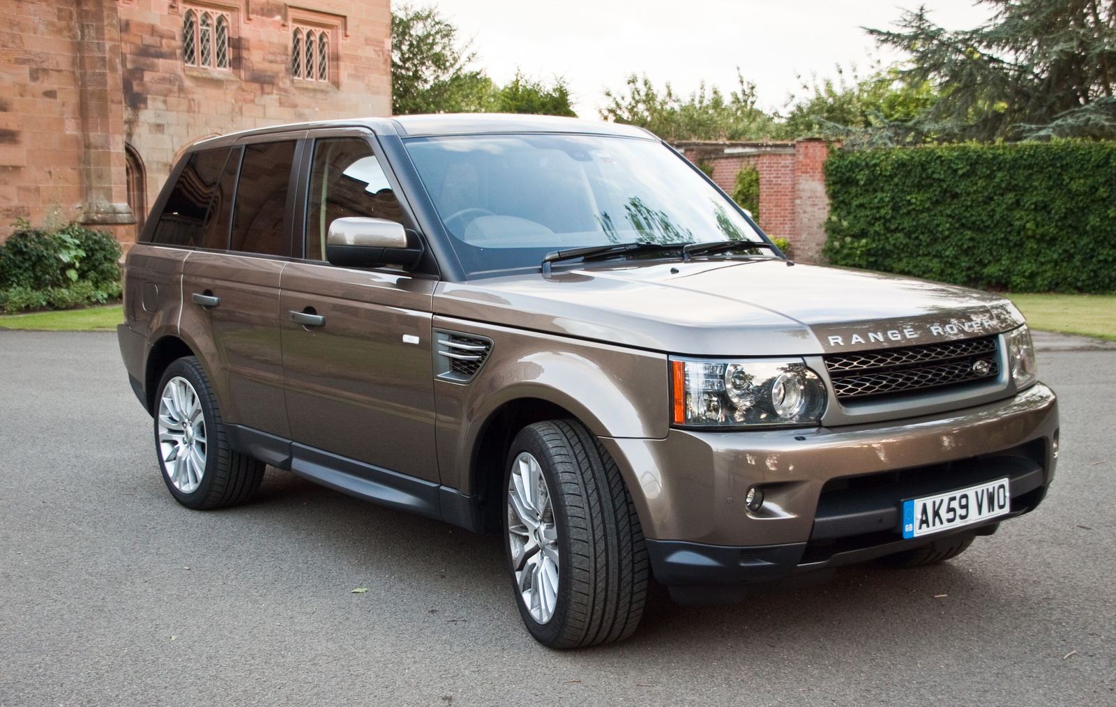 2010 land rover range - photo #9