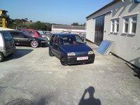 1994 FIAT Cinquecento Overview