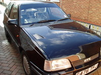 1988 Vauxhall Astra Overview