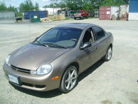 Picture of 2000 Chrysler Neon, exterior