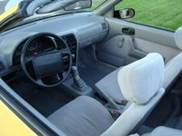 Picture of 1992 Geo Metro 2 Dr LSi Convertible, interior, gallery_worthy