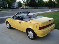 Picture of 1992 Geo Metro 2 Dr LSi Convertible, exterior