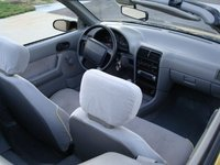 Picture of 1992 Geo Metro 2 Dr LSi Convertible, interior