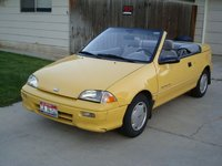 1992 Geo Metro 2 Dr LSi Convertible picture, exterior