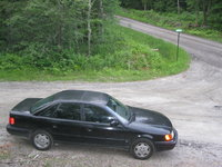 Picture of 1991 Audi 100 Sedan FWD, exterior, gallery_worthy