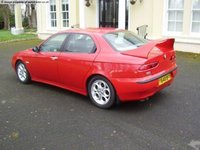 Picture of 2001 Alfa Romeo 156, exterior, gallery_worthy