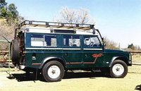 1985 Land Rover Series III Overview
