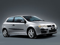 2001 FIAT Stilo, The car I drove is not the one in this photo., exterior