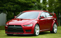 Picture of 2010 Mitsubishi Lancer GTS, exterior