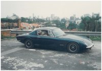 1974 Lotus Elan Overview