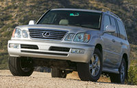 Picture of 2007 Lexus LX 470 Base, exterior