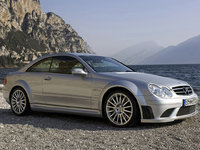 2007 Mercedes-Benz CLK-Class Picture Gallery