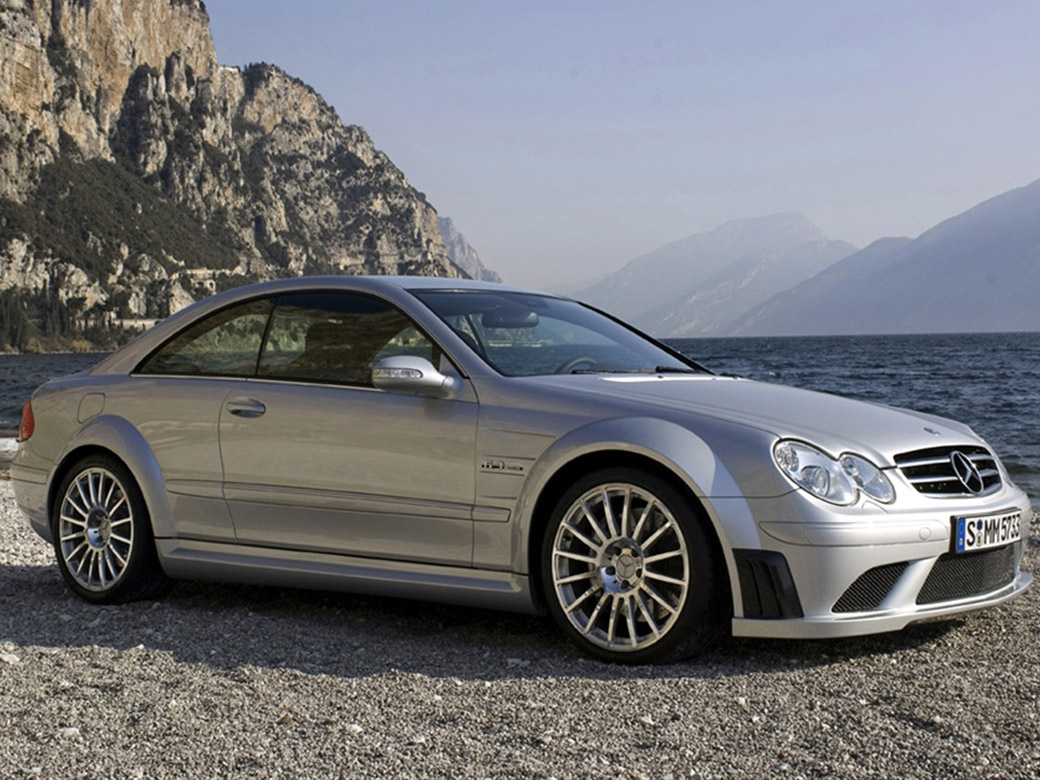 Picture of 2007 mercedes benz clk class clk63 amg for 2007 mercedes benz clk