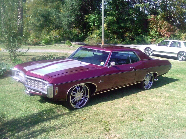 Picture of 1969 Chevrolet Impala, exterior, gallery_worthy
