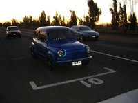 1969 FIAT 600 Overview