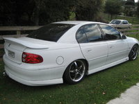 2000 Holden Commodore, My vt commadore 5.7 gen3 chev 310kw., exterior, gallery_worthy