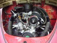 Picture of 1967 Volkswagen Beetle, engine