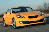 2011 Hyundai Genesis Coupe Overview