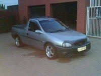 2002 Opel Corsa, Na die Drop Kit, exterior