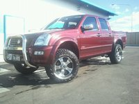 2006 Holden Rodeo Overview