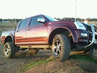 2006 Holden Rodeo Picture Gallery