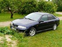 1997 Mitsubishi Carisma Overview