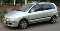 2003 Mitsubishi Space Star Overview