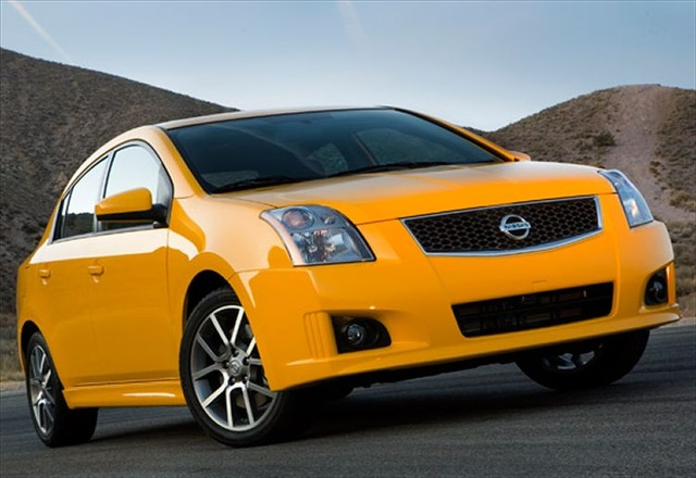 Picture of 2009 Nissan Sentra