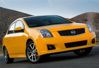2009 Nissan Sentra Picture Gallery