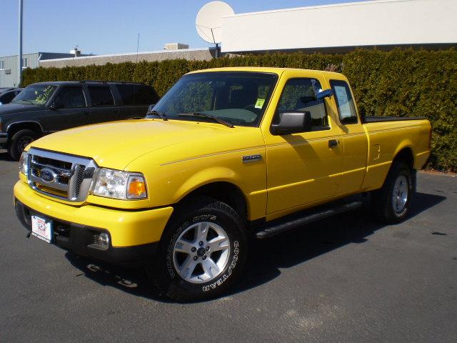 2010 Ford Ranger XL SuperCab picture, exterior