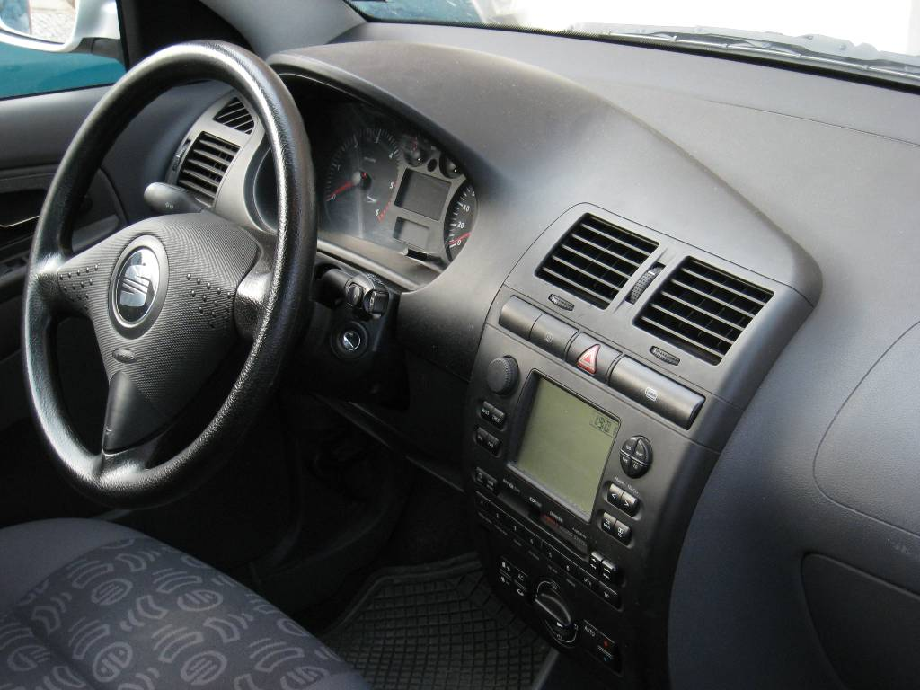 2000 seat ibiza interior pictures cargurus. Black Bedroom Furniture Sets. Home Design Ideas