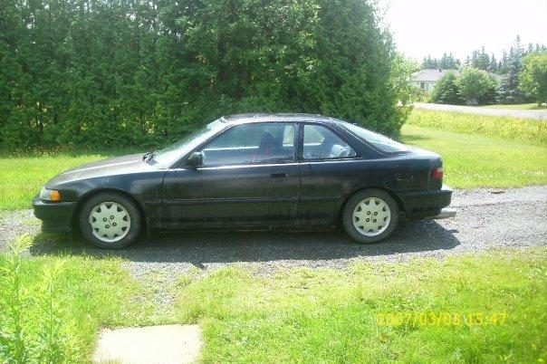 Acura Integra Ls 91. 1991 Acura Integra 2 Dr LS