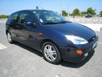2001 Ford Focus Overview