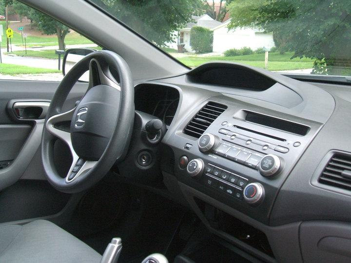 2010 Honda Civic Coupe