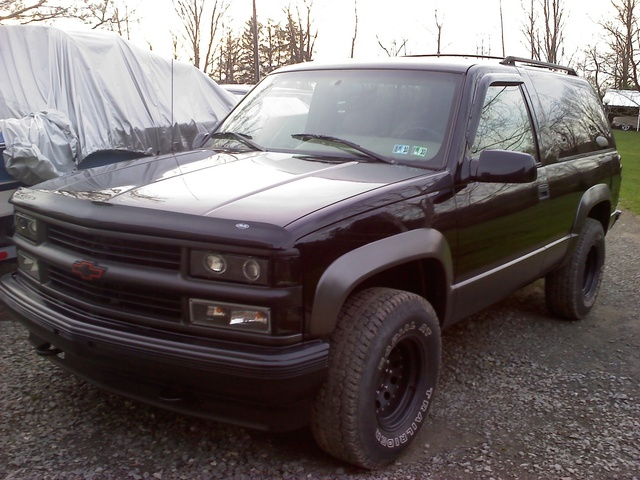Picture of 1996 Chevrolet Tahoe, exterior, gallery_worthy