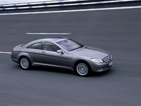 2010 Mercedes-Benz CL-Class Picture Gallery