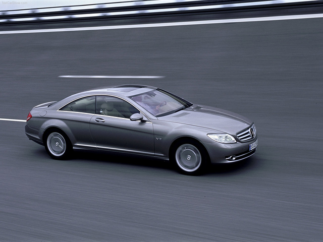 Picture of 2010 Mercedes-Benz CL-Class CL 600, exterior, gallery_worthy