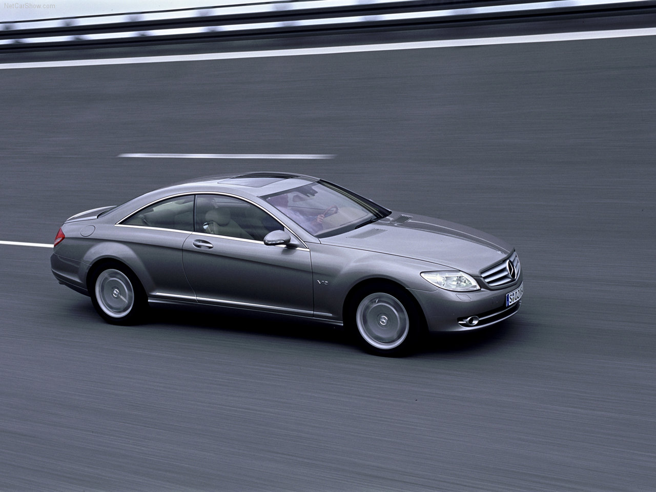 Picture of 2010 Mercedes-Benz CL-Class CL600, exterior