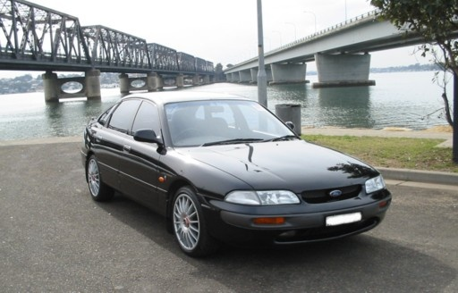 Picture of 1994 Ford Telstar