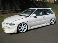 Picture of 2003 Proton Satria, exterior, gallery_worthy