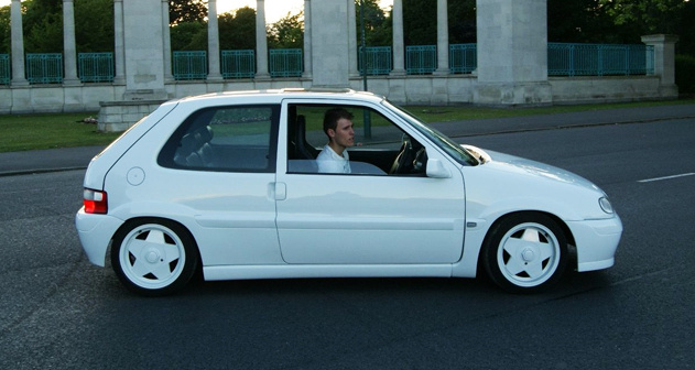 Picture of 1998 Citroen Saxo